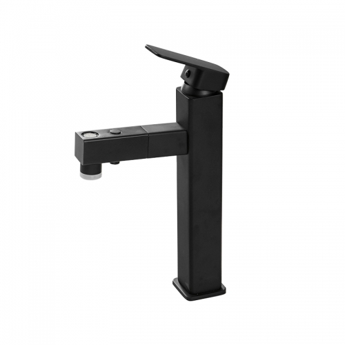 Tecmolog Basin Faucet Multi-Functional Hot And Cold Water Pull Out Faucet BB6230/BB6230A/BB6230B/BB6230C/BB6230D
