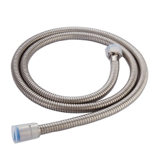 Tecmolog  Stainless Steel Anti-kink Shower Hose, 1.2m/1.5m/2.0m/2.5m/3.0m Extra Long Shower Hose for Hand Held Shower Head, FHA014
